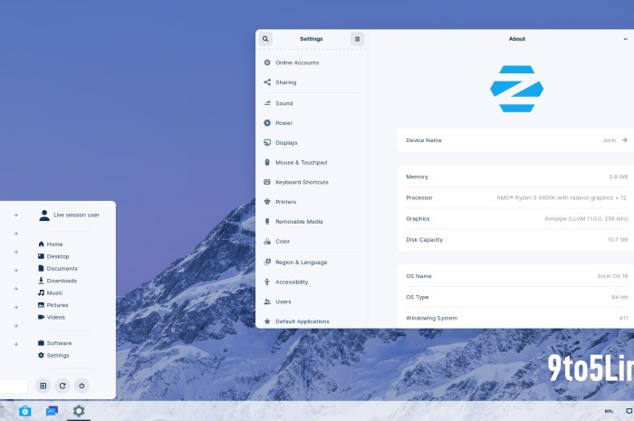 Zorin OS 16 Enters Beta with Stunning New Look, Faster and Smoother Performance