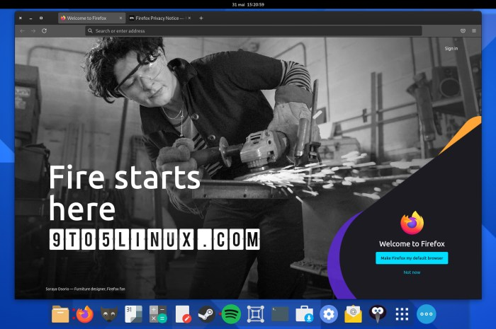 Firefox 89.0.1 Released to Improve WebRender Performance, Fix Scrollbars on GTK Themes