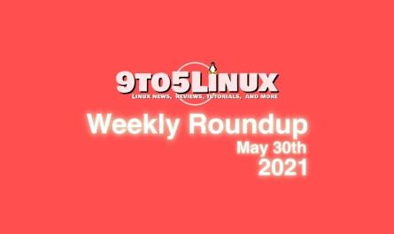 Weekly Roundup May 30th