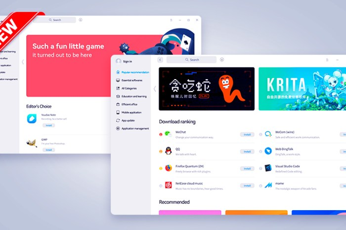 Deepin Linux 20.2.2 Introduces a Brand-New App Store, Secure Boot Support
