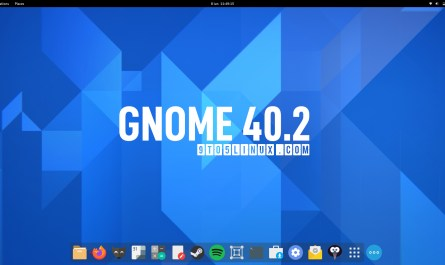 GNOME 40.2
