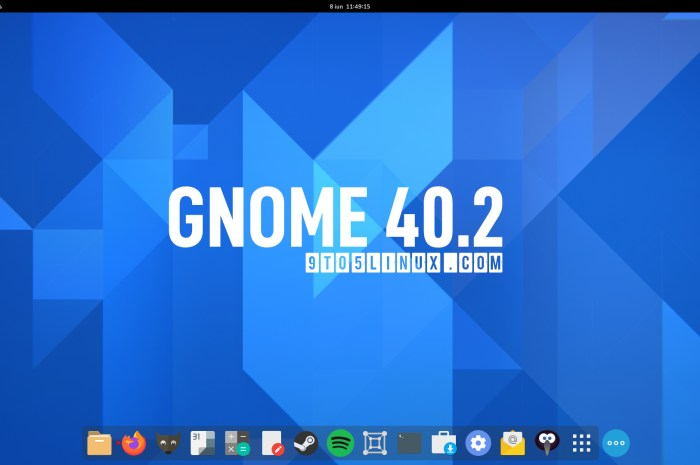 GNOME 40.2 Released with Better Flatpak Support, Improved Screencasting, and More