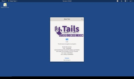 Tails 4.19