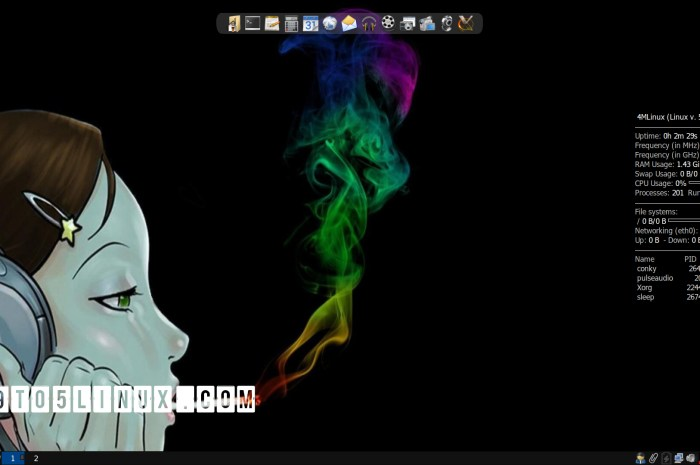 4MLinux 37.0 Distro Released, Powered by Linux Kernel 5.10 LTS with Reiser4 Support