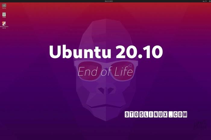 """Ubuntu 20.10 """"Groovy Gorilla"""" Reached End of Life, Upgrade to Ubuntu 21.04 Now"""