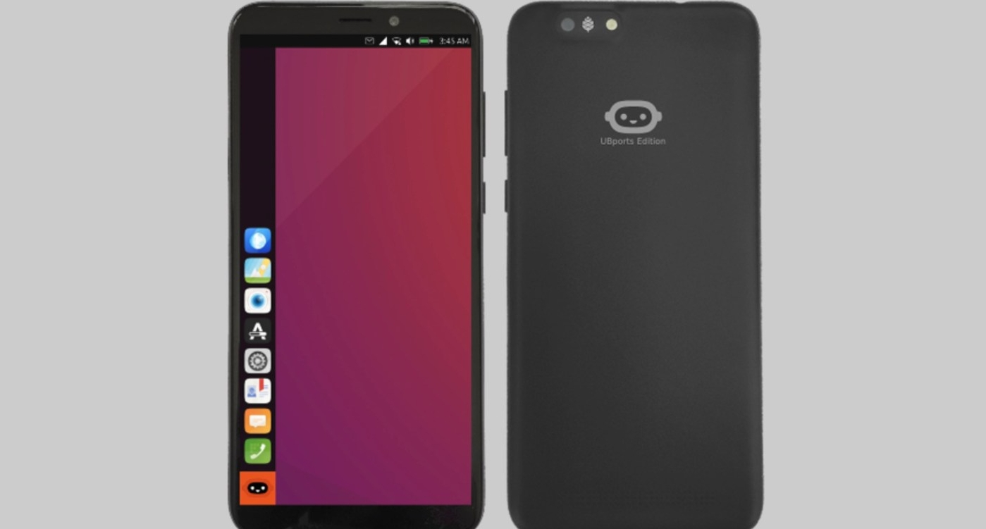 Ubuntu Touch OTA-18