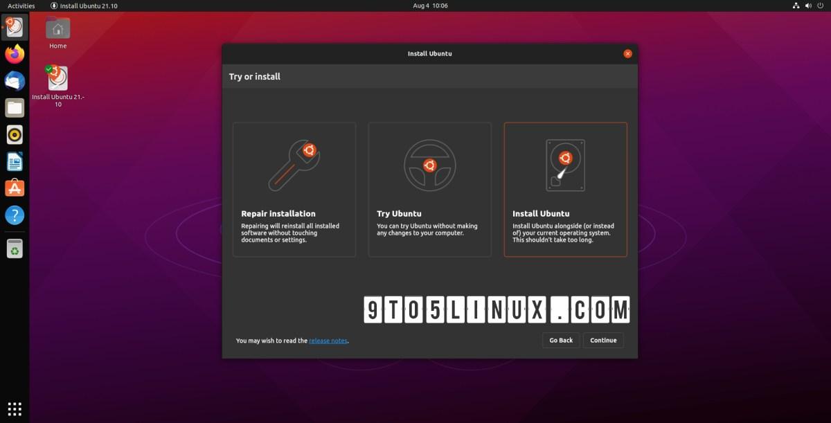 Ubuntu's New Desktop Installer