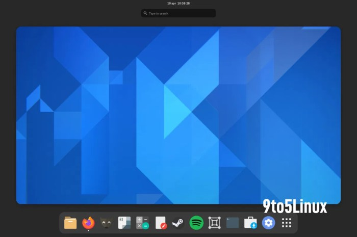 GNOME 41 Release Candidate Is Out with Last Minute Bug Fixes and Improvements