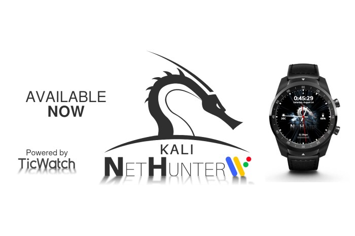 Kali Linux 2021.3 Released, You Can Run It on Your TicHunter Pro Smartwatch