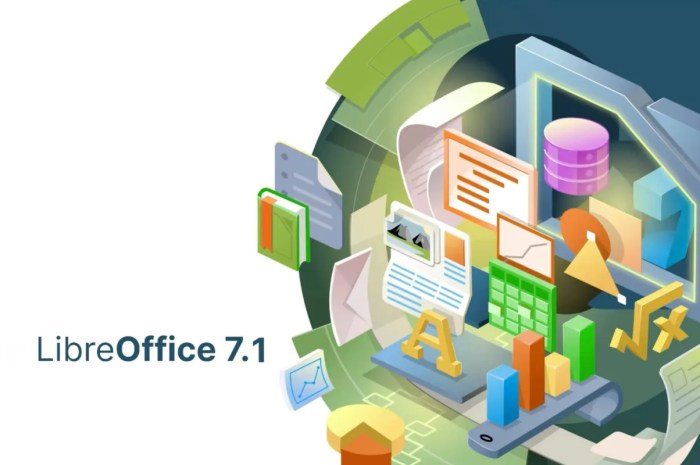LibreOffice 7.1.6 Community Office Suite Released with 44 Bug Fixes, Download Now