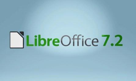 LibreOffice 7.2 release