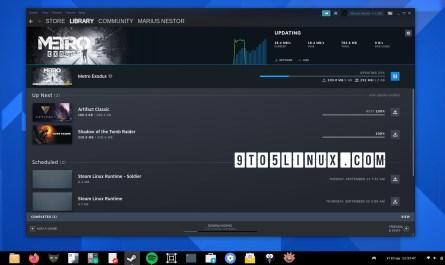 Steam Client Update