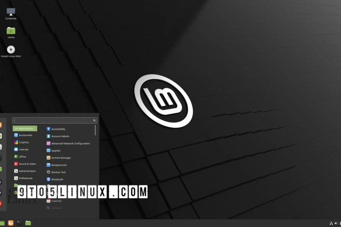 """Linux Mint 20.3 """"Una"""" Arrives This Christmas with Dark Apps and Other Visual Changes"""