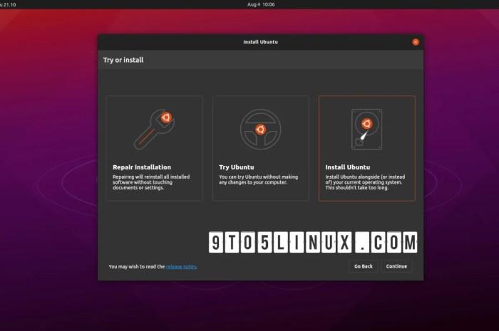 Canonical Wants Your Feedback on the New Ubuntu Desktop Installer