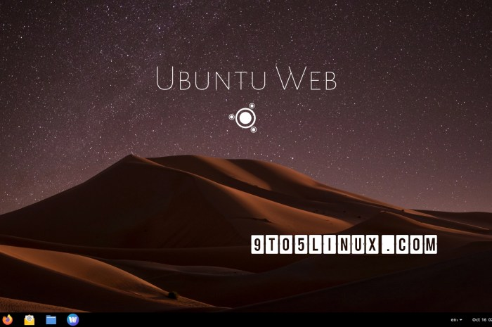 Ubuntu Web Remix 20.04.3 Released with /e/ on WayDroid and Linux Kernel 5.11