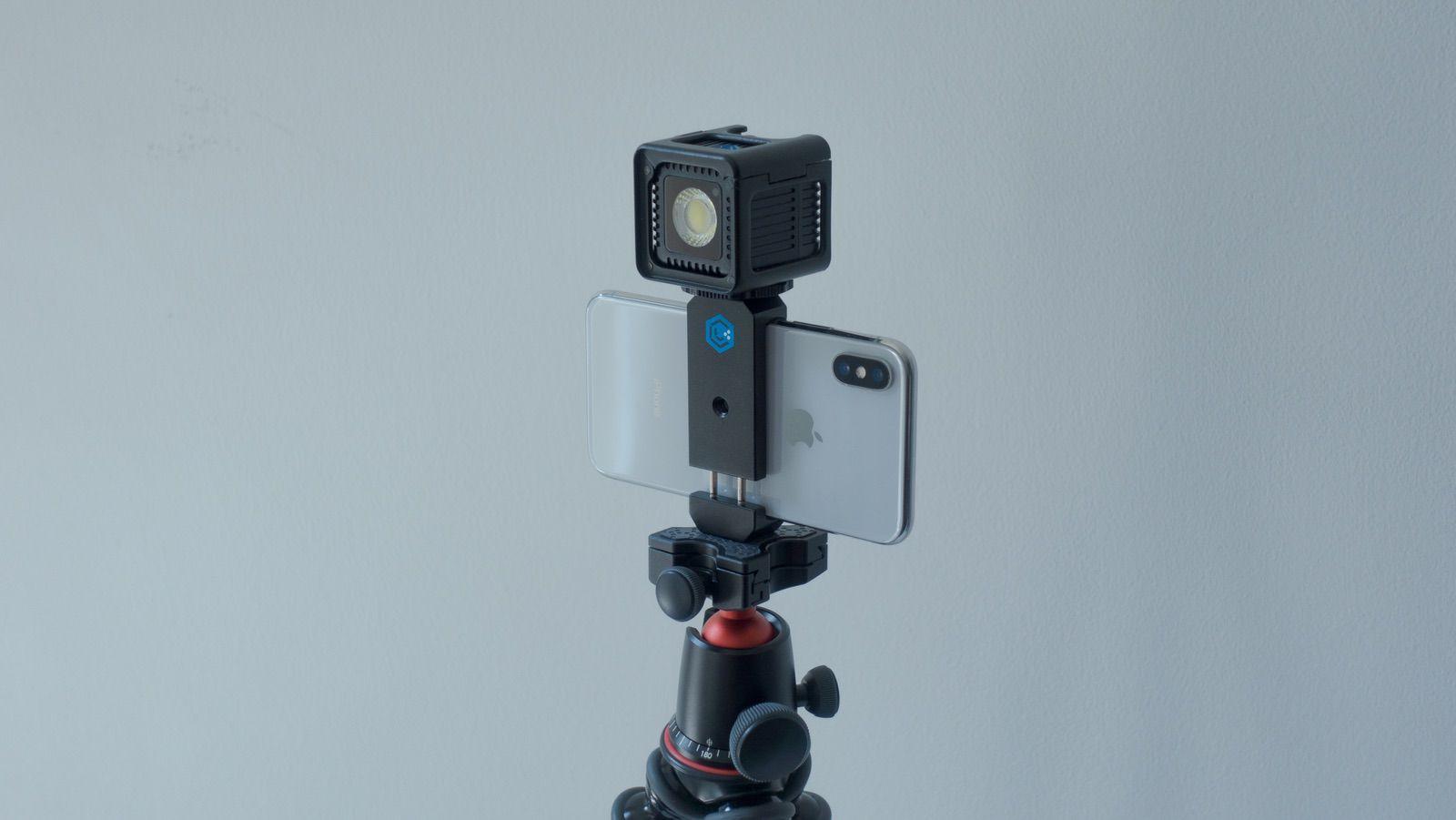 review lume cube creative lighting kit