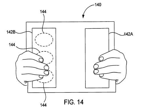 Apple's latest touch patent puts sensors everywhere on