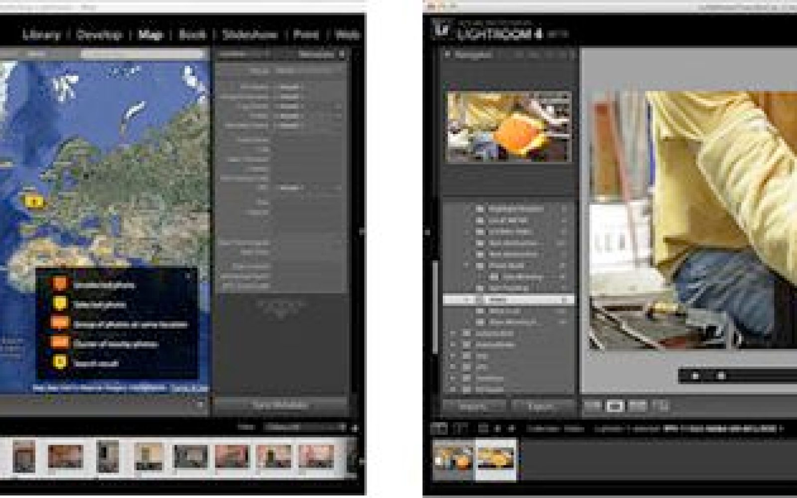 Adobe posts free beta of Lightroom 4, rechristens Carousel as Adobe