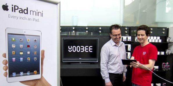 iPad mini launch NZ 7