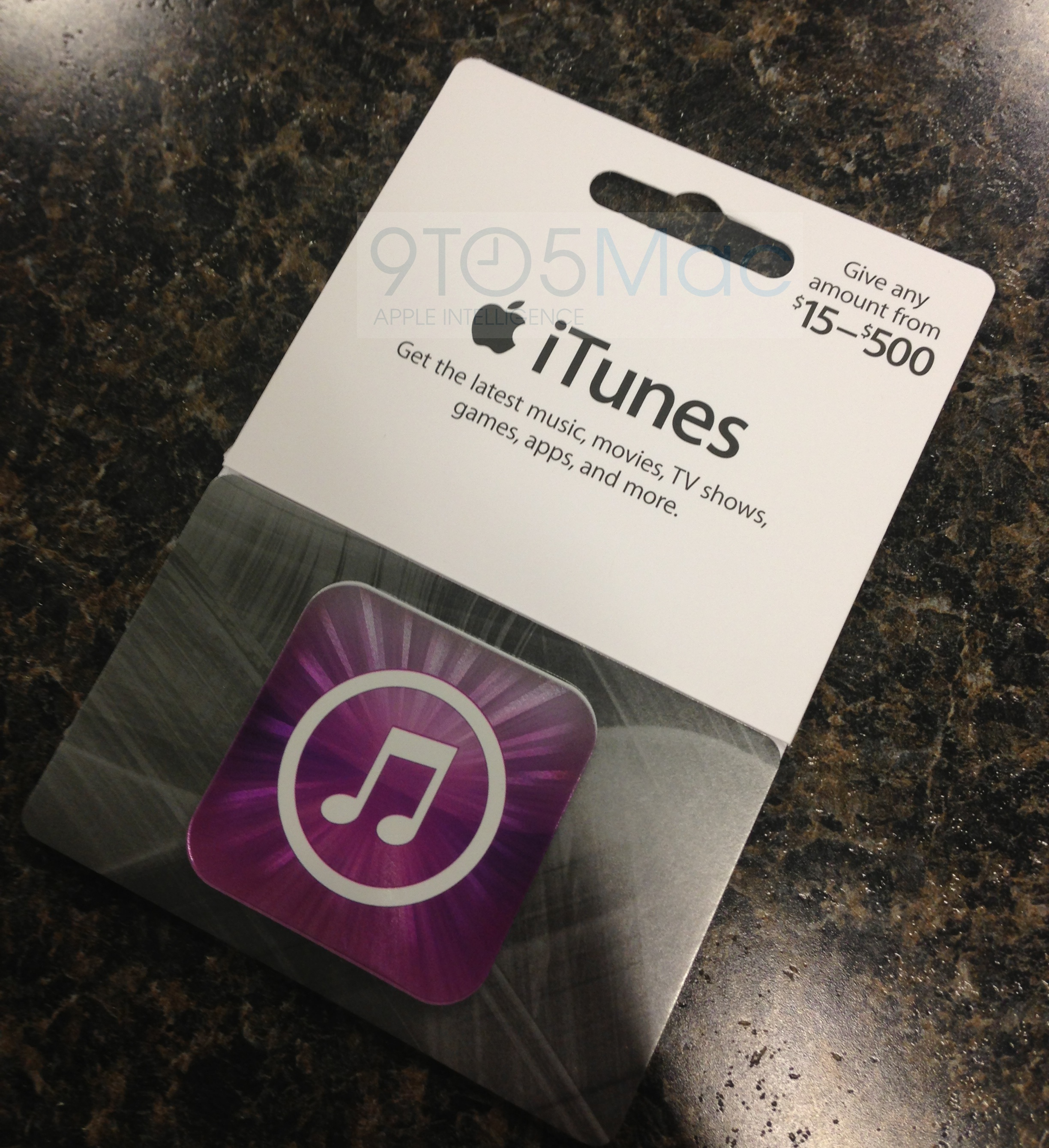 photograph about Itunes Printable Gift Card known as Apple introduces issue charge iTunes Present Playing cards towards 3rd
