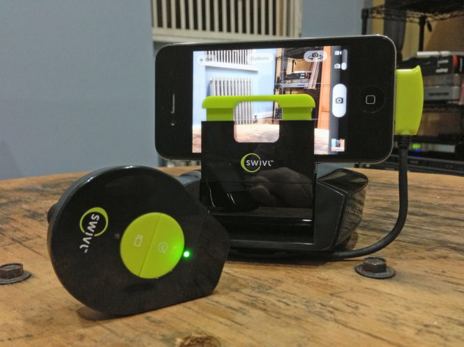Swivl - Display Preview
