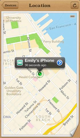 Find my iphone 2