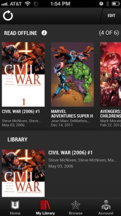 Marvel iPhone 3