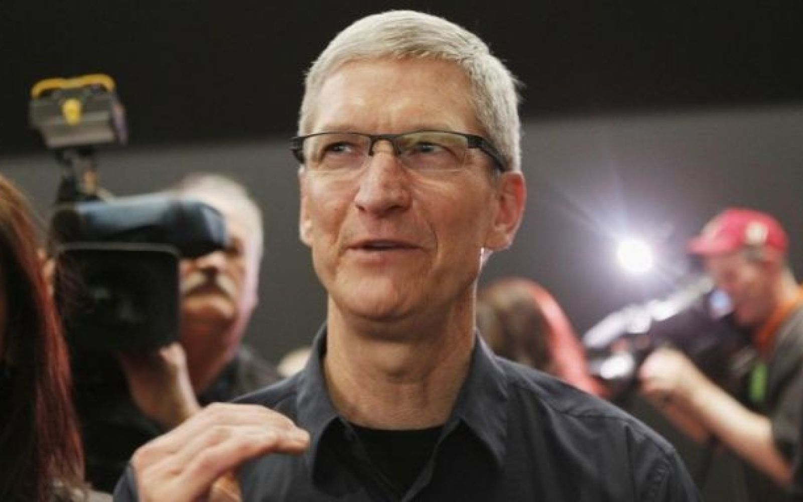 Tim Cook tops Out power list for third consecutive time, more than anyone who has come out