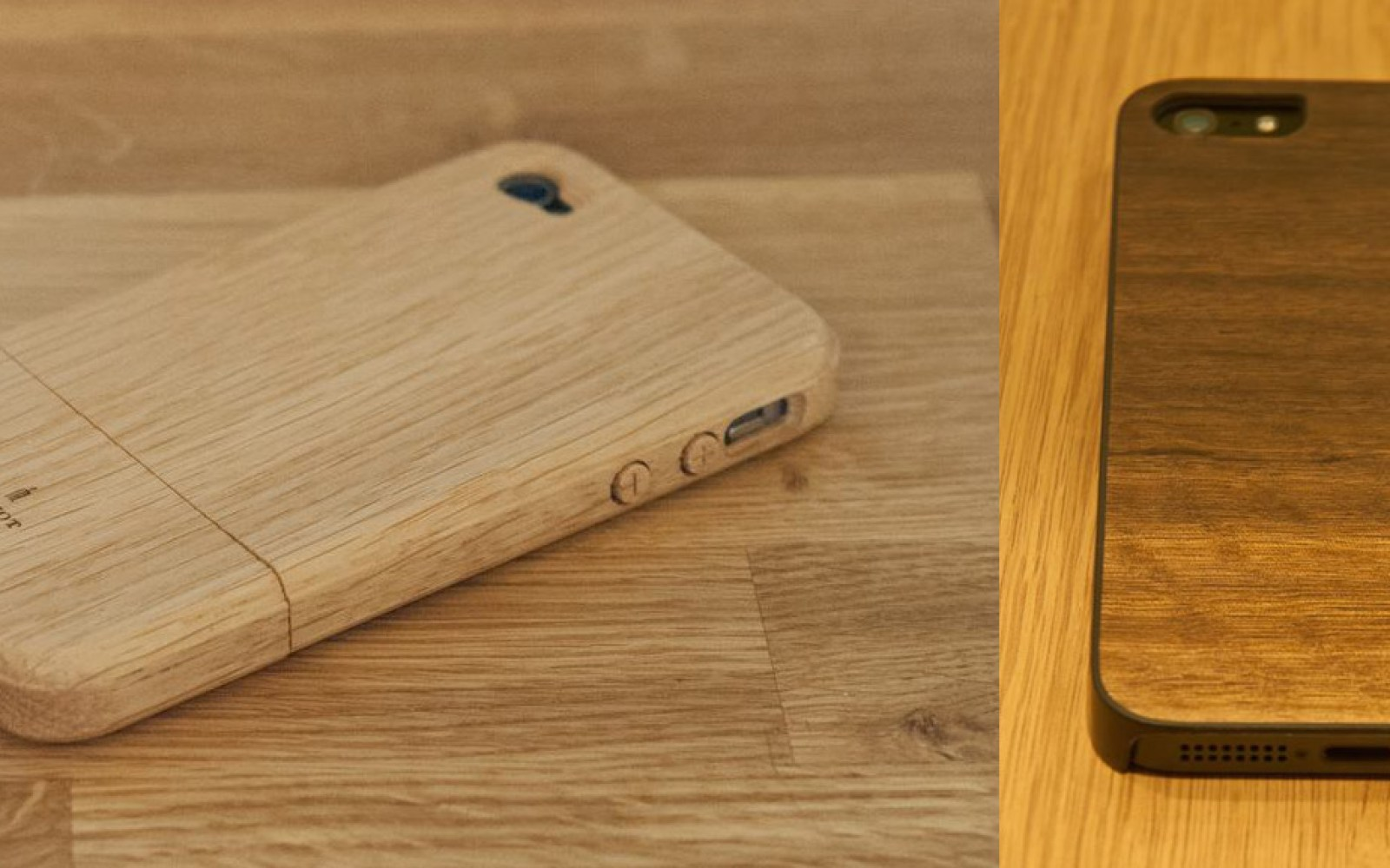 Review: ifrogz vs iWood iPhone cases – does wood work?