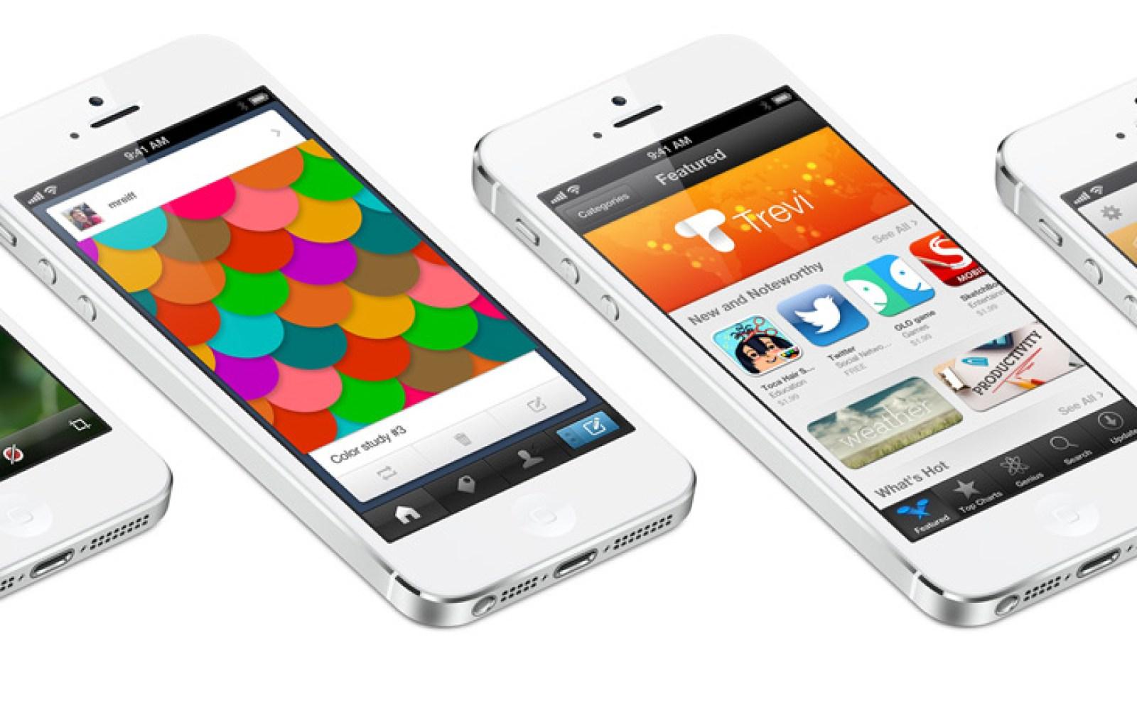 55 percent of Verizon's first-quarter smartphone sales (4M of 7.2M total) were iPhones