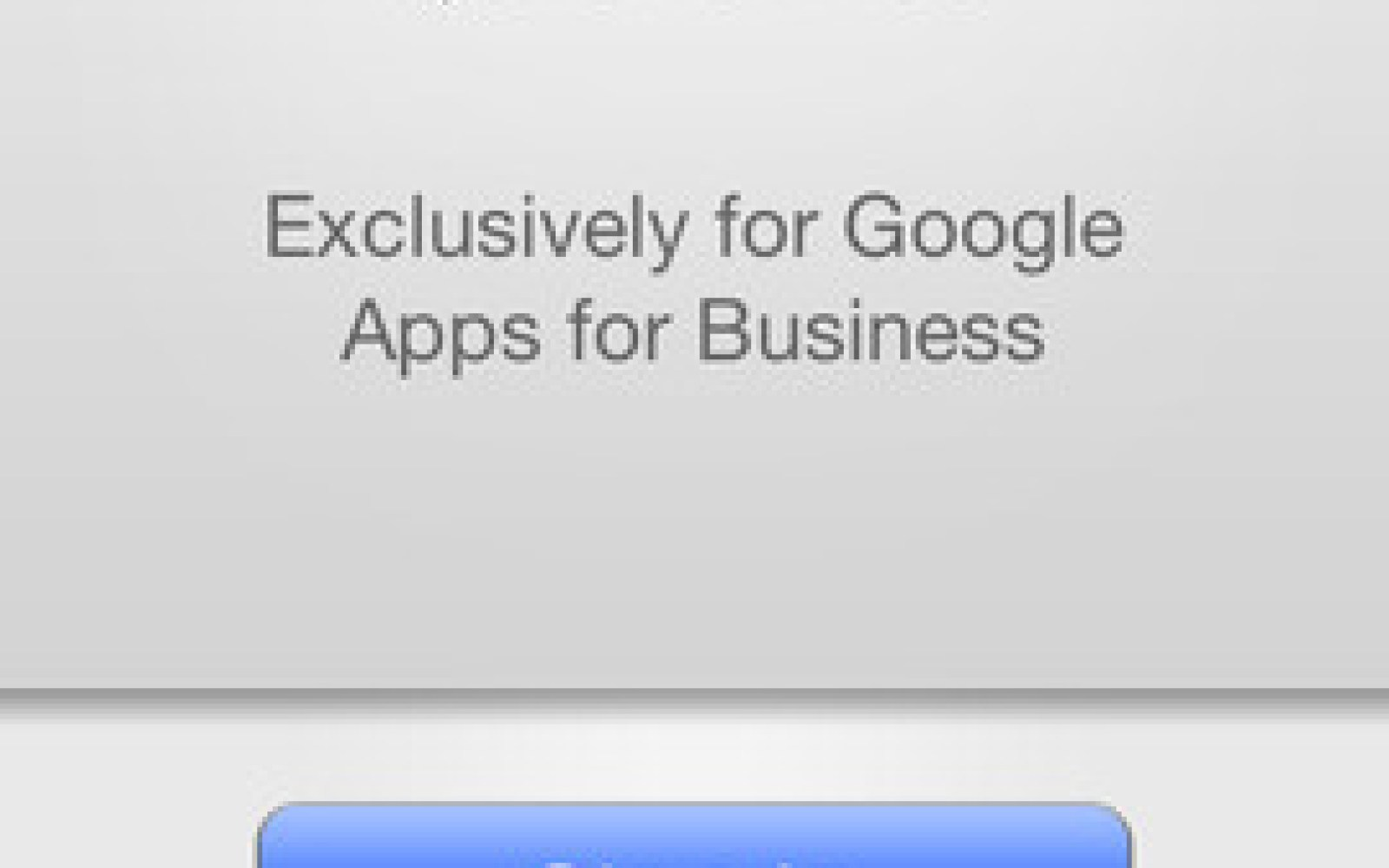Google releases free Quickoffice iPhone app for Google Apps for Business customers