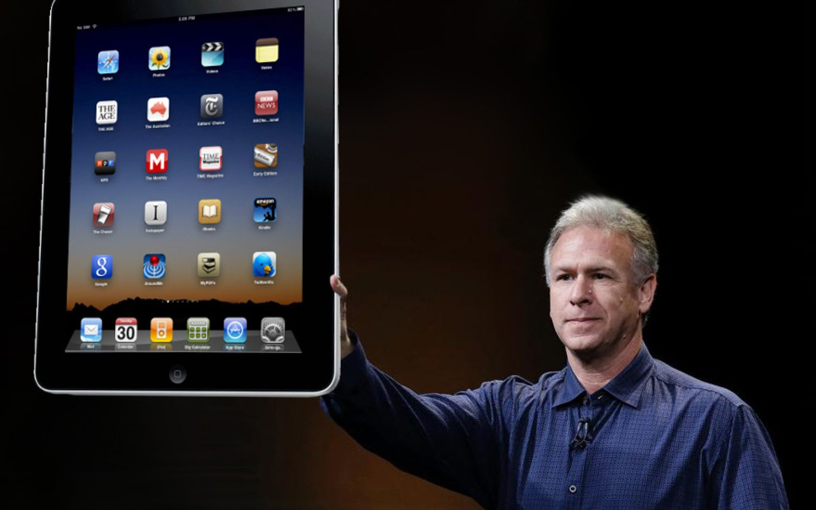 Someone got punk'd: iPad Maxi rumor is hilariously making the rounds