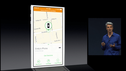 Apple announces 'Activation Lock' theft deterrent feature for iOS 7 ahead of gov't meeting on rising smartphone crime