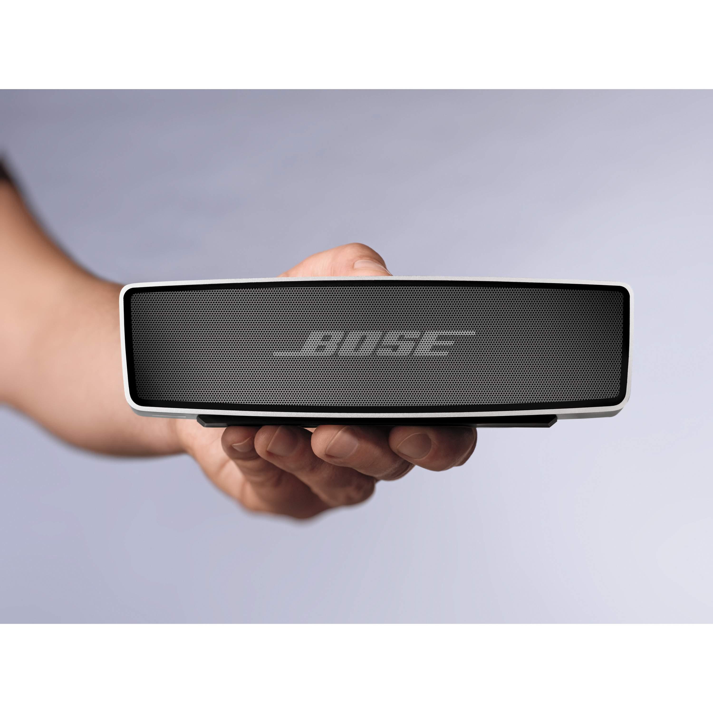 Bose introduces new SoundLink Mini portable Bluetooth