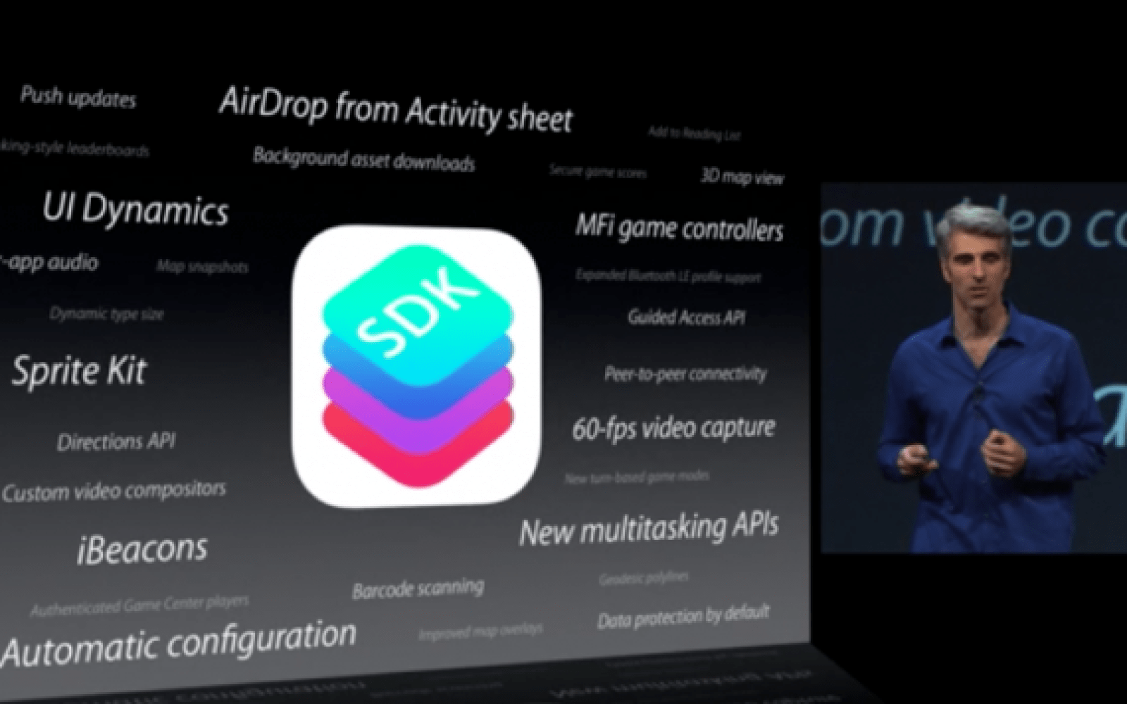 New for app developers in iOS 7: text to speech, motion effects, background downloads, free in-app purchases, more