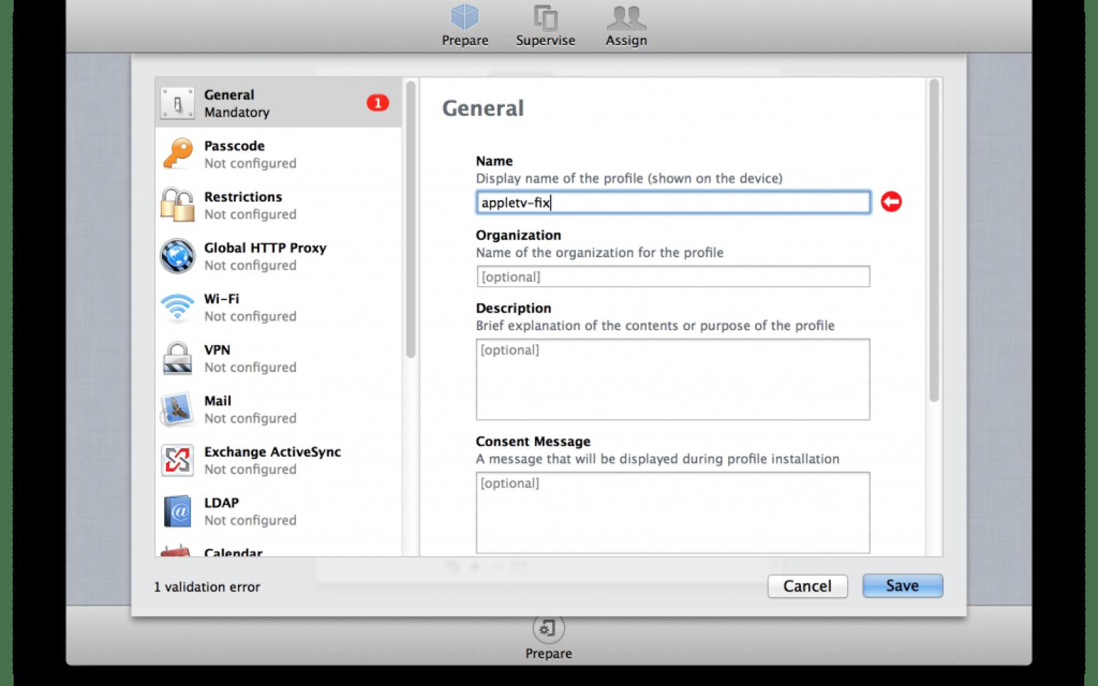 Workaround restores PlexConnect after Apple TV update broke it