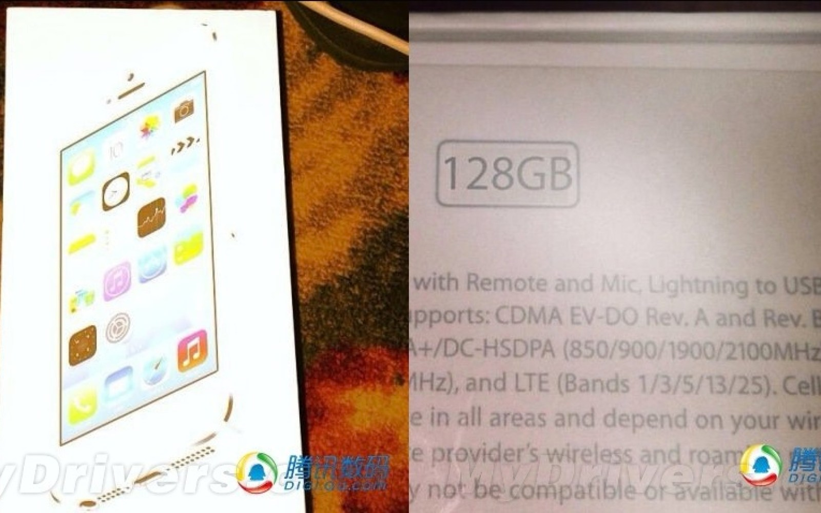 'iPhone 5S' box photos making the rounds are certainly fake (updated)