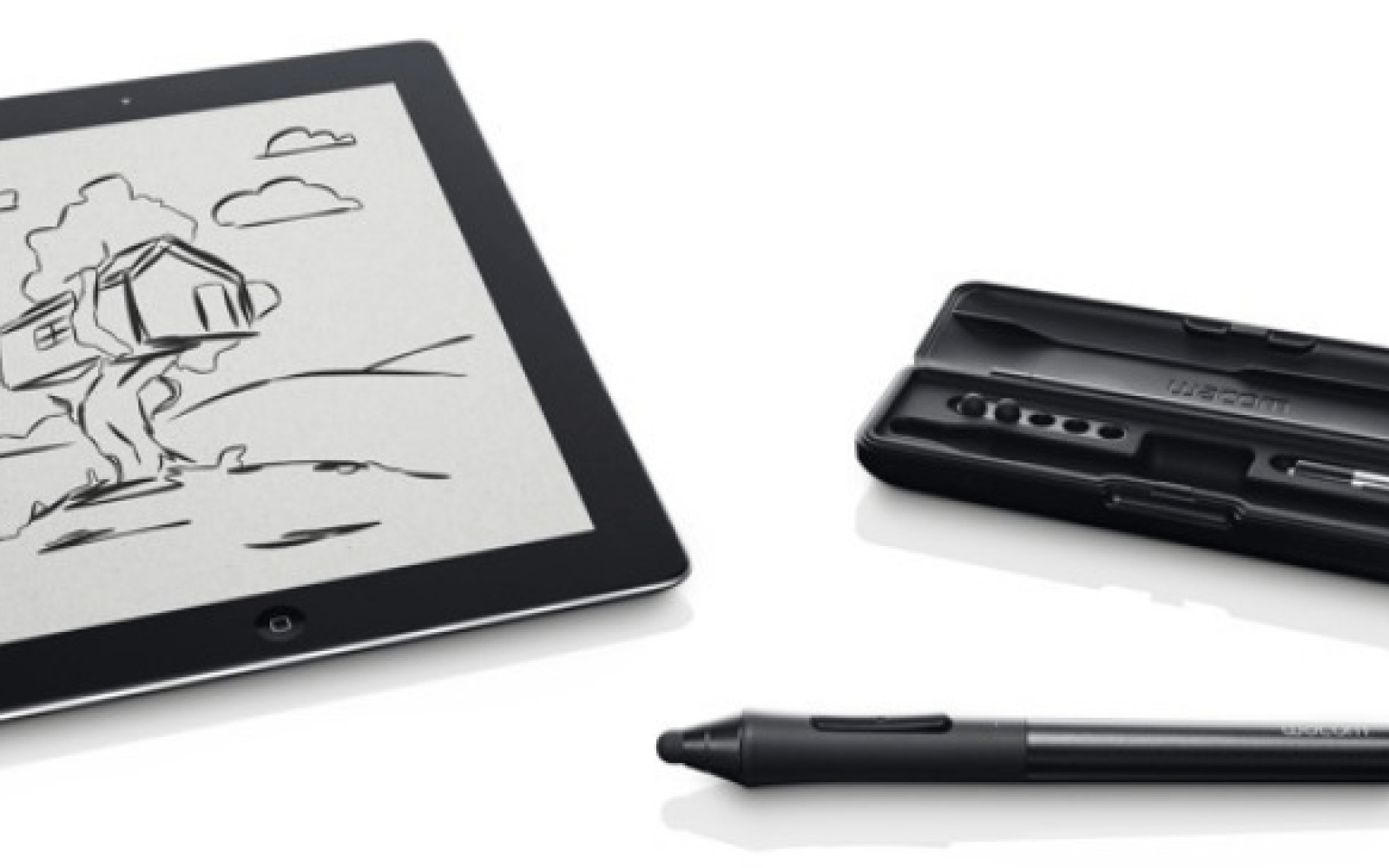 Wacom announces affordable pressure-sensitive Creative Stylus for drawing & painting on an iPad