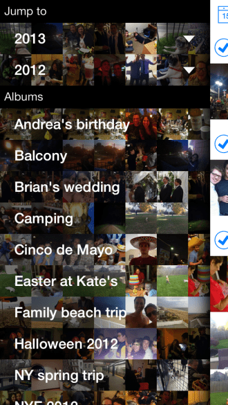 5-Browse by date & album