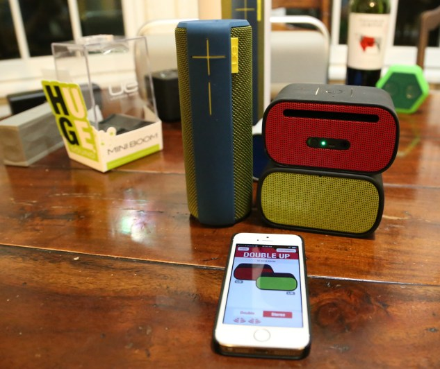 Review: Ultimate Ears (UE) Boom and Mini Boom Portable Bluetooth speakers turn the volume up to 11…twice