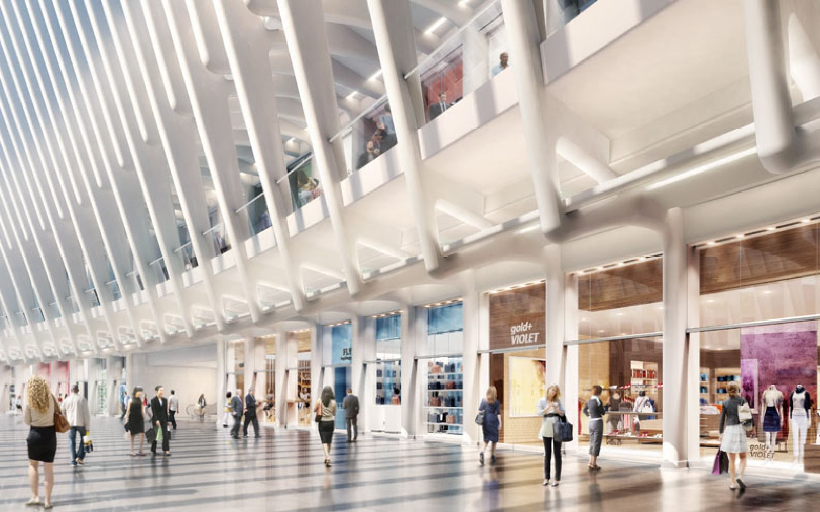 Apple in talks for store inside of upcoming World Trade Center shopping mall