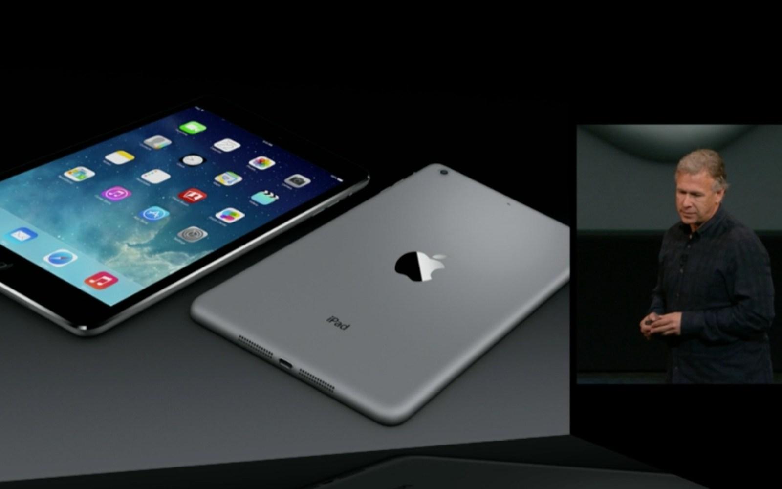 Apple announces iPad mini with Retina display, starts at ...