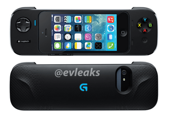 Here's a good look at the first MFi iPhone game controller from Logitech