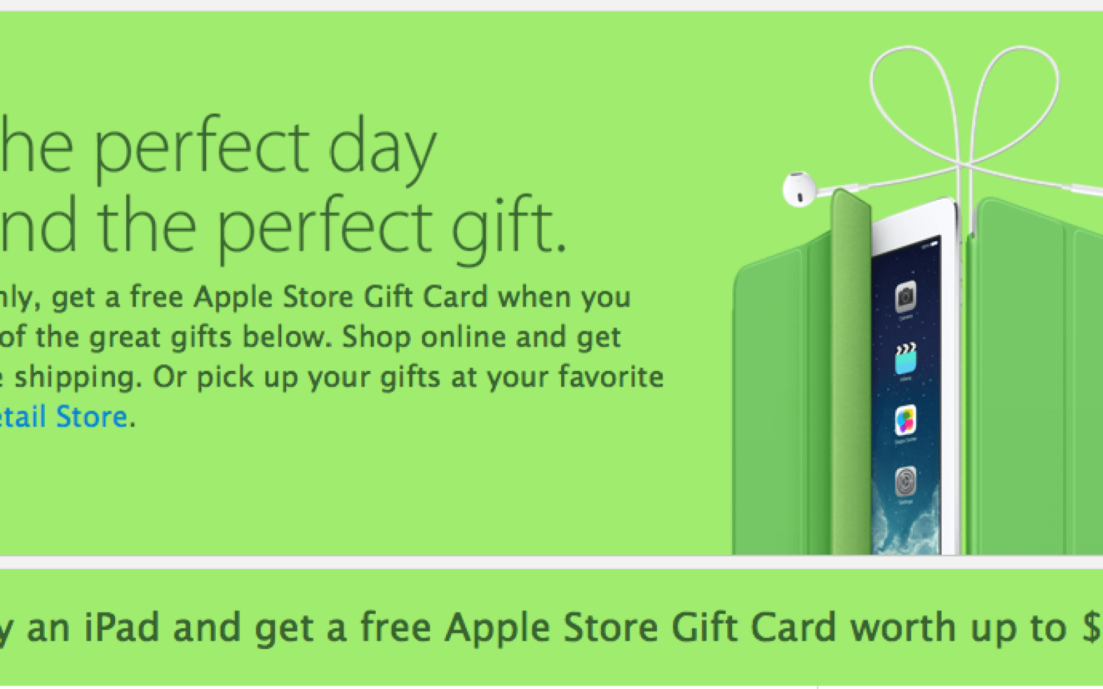 Apple's US & Canada Black Friday deals are confirmed as gift cards