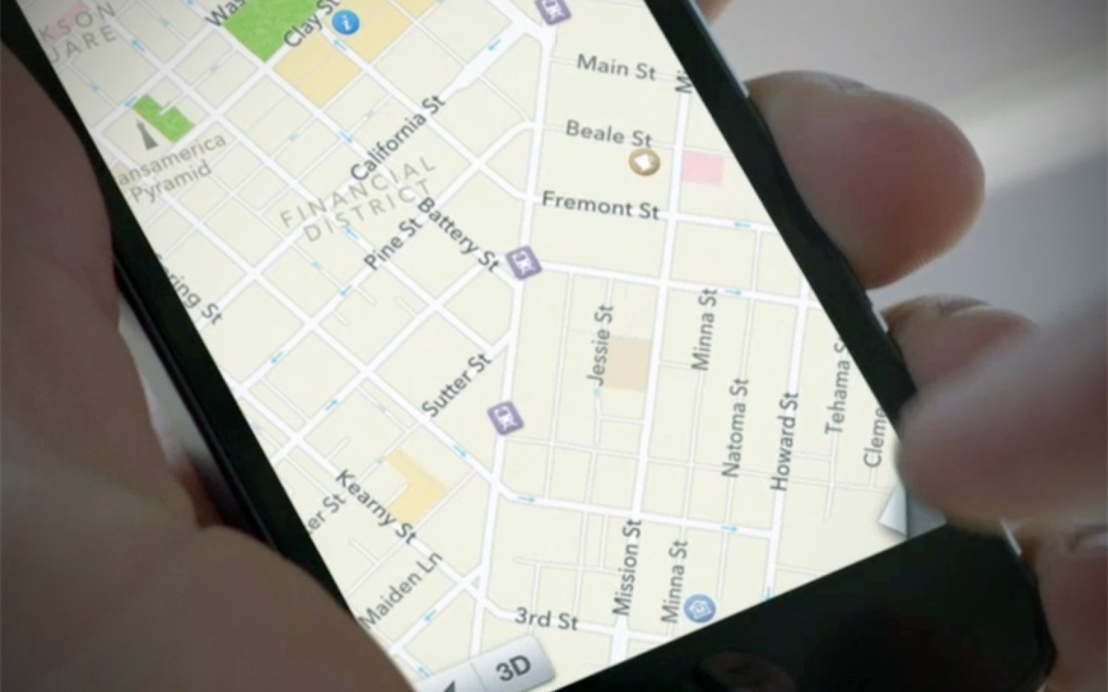 Google Maps left out in the cold as most iPhone users stick with Apple Maps