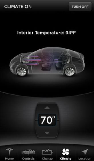tesla-app-iphone-climate