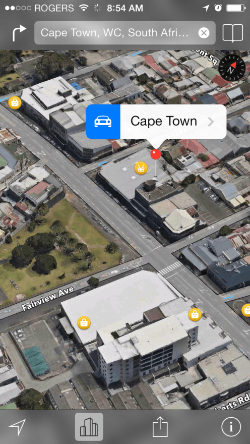 CapeTown-flyover