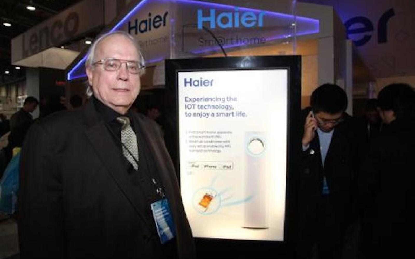 CES 2014: Haier announces first smart appliance with Apple's MFi certification