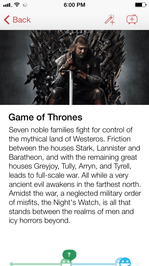 Series detail