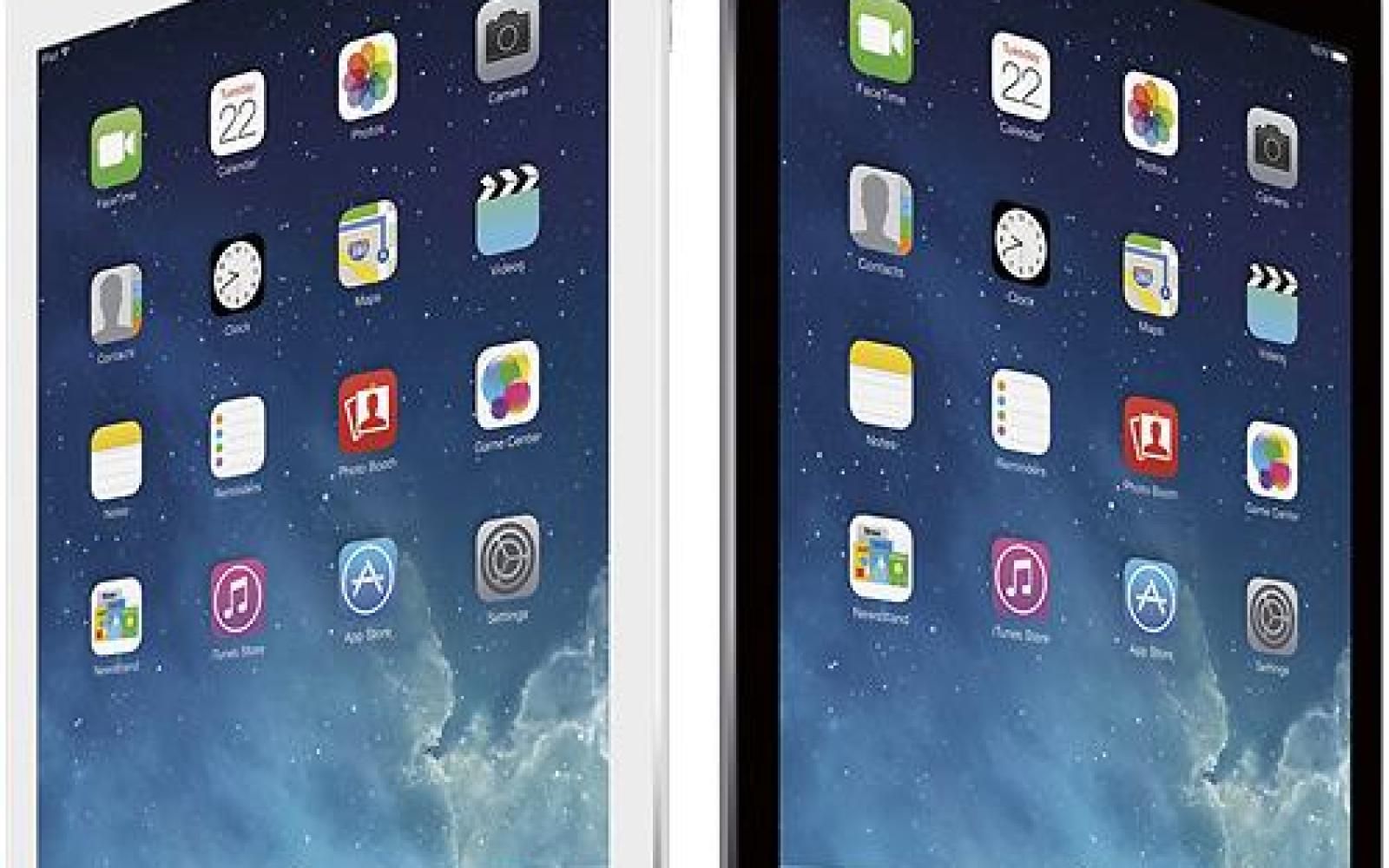Analyst says iPad tops other tablets in Q4, accounting for a third of all tablets sold in 2013